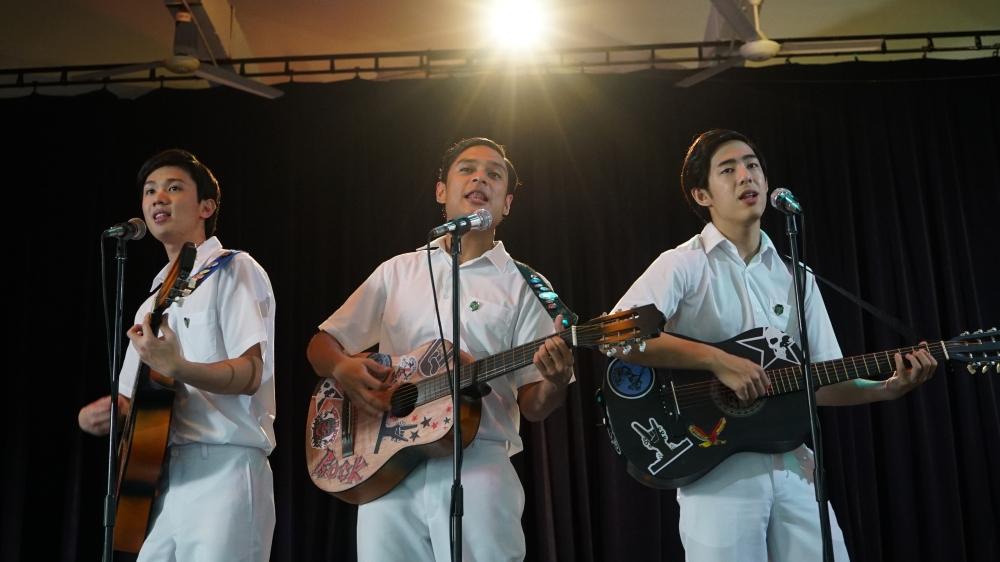 Chen Yi Xi, Ryan Ang, Zachary Ibrahim